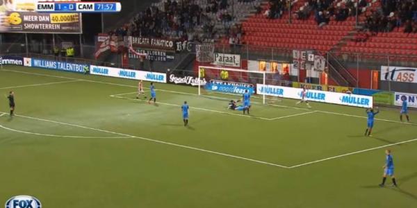 Zichtbaar bij FC Emmen
