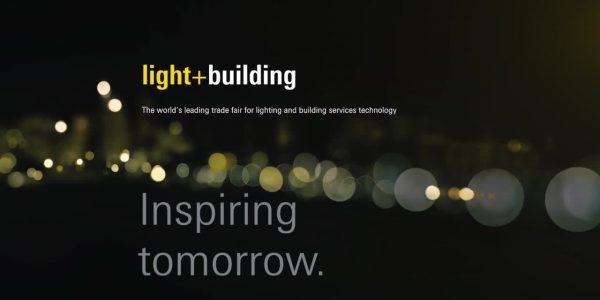 Light + Building: dé expo voor de verlichtingsbranche