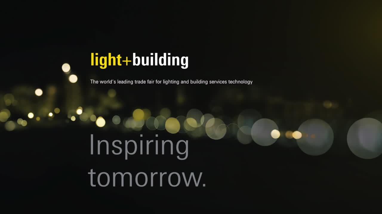 Muller Licht Light-en-building-2018 expo Frankfurt am Main