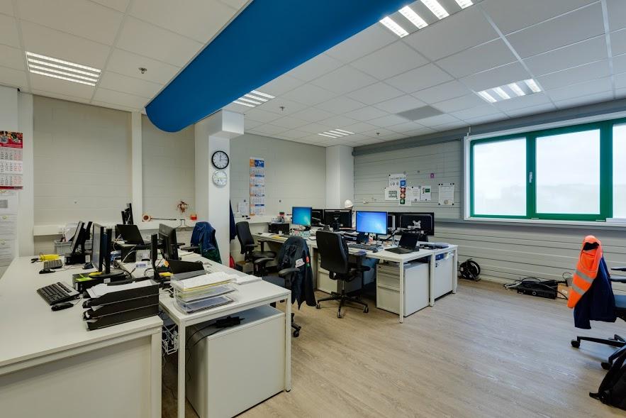 Muller Licht duurzame kantoorverlichting
