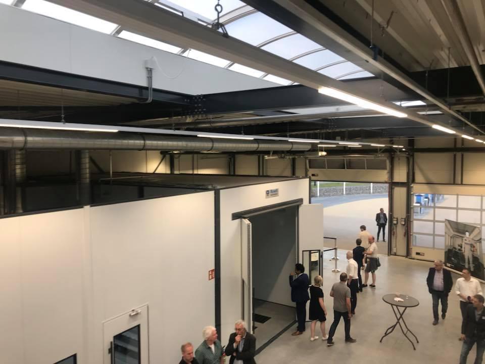 Wasstraat Century Groningen opening april 2018